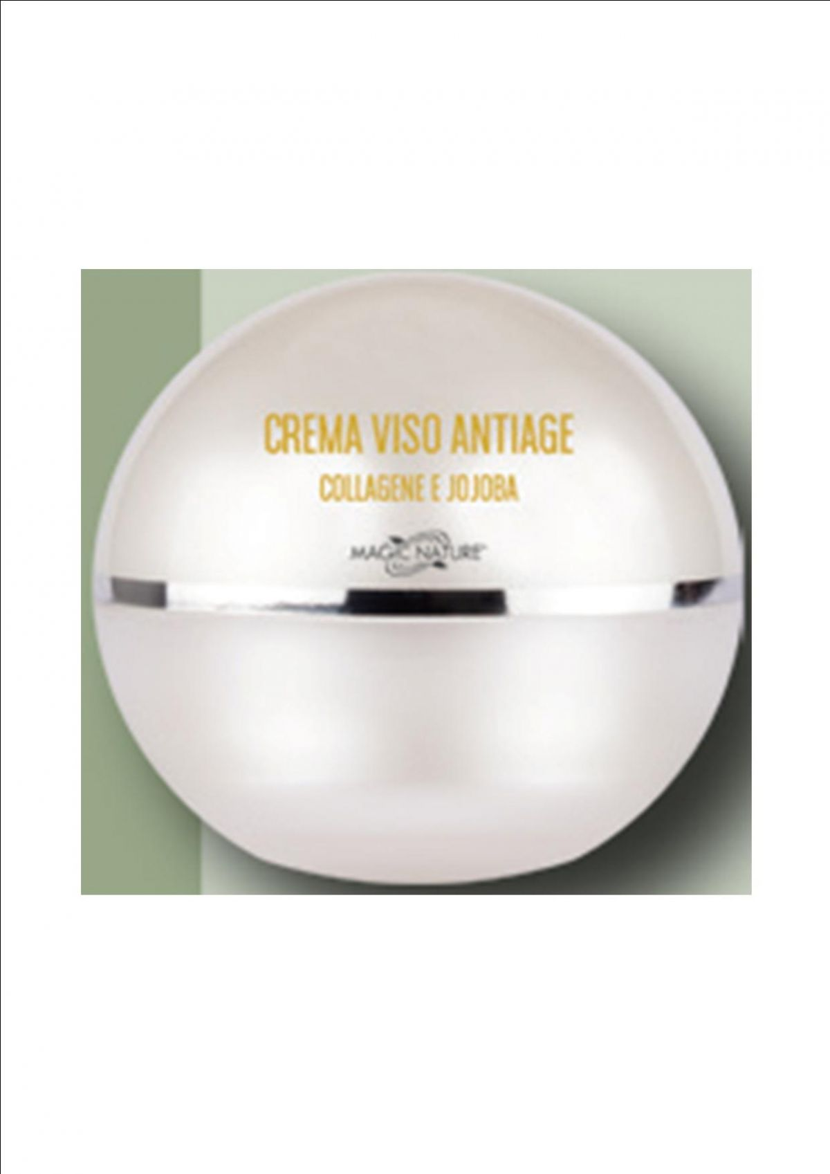 CREMA VISO ANTIAGE COLLAGENE E JOJOBA