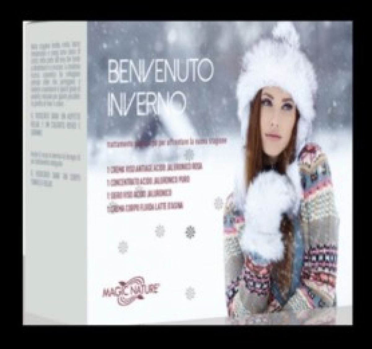 BEAUTY BOX INVERNO + RICETTARIO IFIB