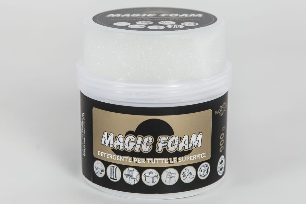 CREMA DETERGENTE MAGIC FOAM 900 GRAMMI