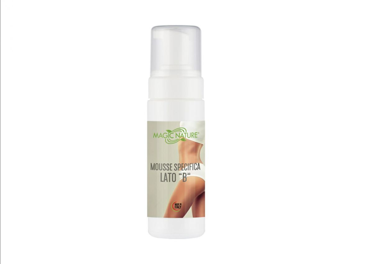 MOUSSE SPECIFICA LATO B 180 ML