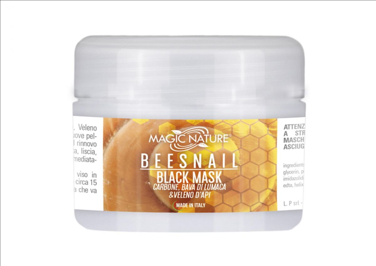 BLACK MASK BEESNAIL 100 ML